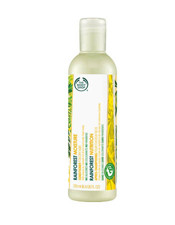 The Body Shop Rainforest Conditioner