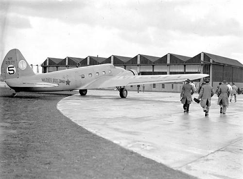 Boeing 247D, NR257Y,