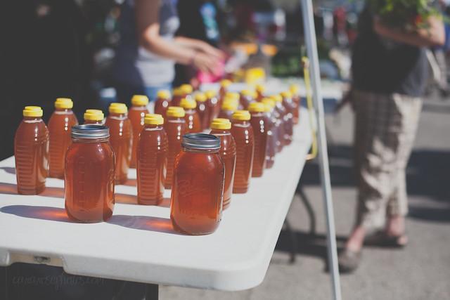 the honey market
