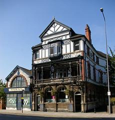 The White Hart, Alfred Gelder Street, Kingston...