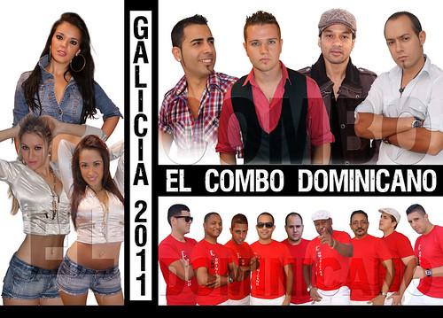 El Combo Dominicano 2011 - orquesta - cartel