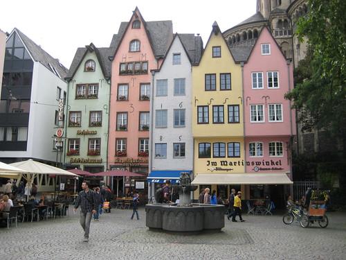 Fischmarkt in Köln