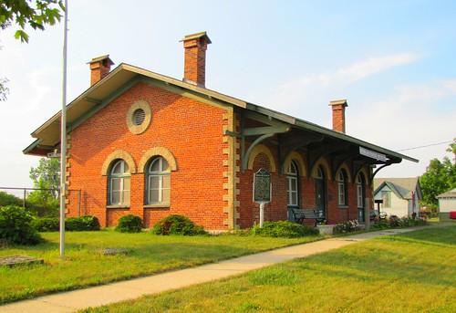 Mount Clemens Depot