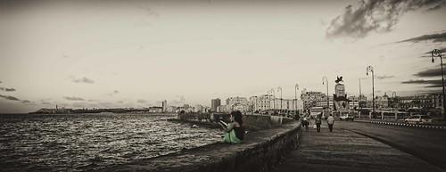 Cuento Contigo......Malecon, Habana by Rey Cuba