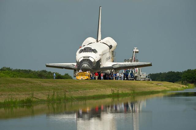 STS-135 Atlantis Landing (201107210006HQ)