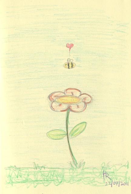 Illustration Friday: Perennial