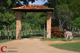 Portaria H.F. Serra Castalhana - Saquarema - RJ - Brasil