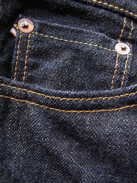 MOMOTAROU Jeans 22th July 2011 (32days)