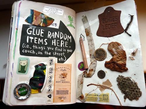 8 wtj random items
