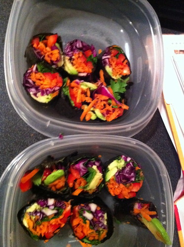 "raw ""california rolls"" by unglaubliche caitlin"