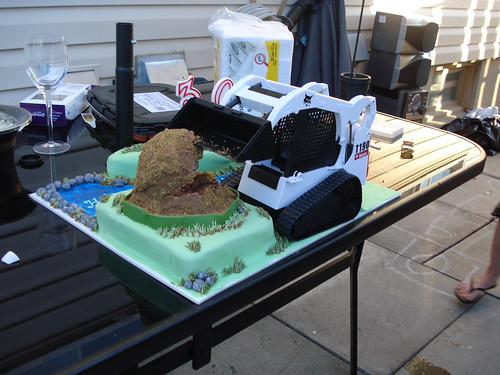 Excavation Cake by Cake Maniac