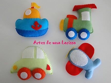 Meios de Transporte by Artes de uma Larissa