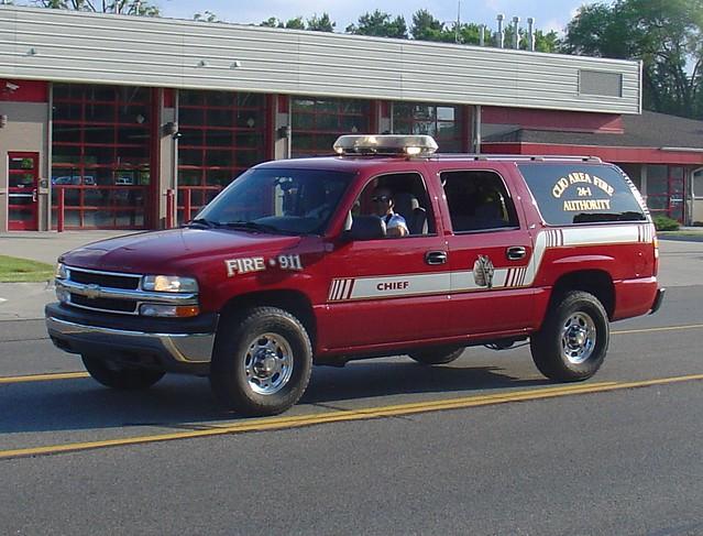 chevrolet suburban michigan clio firetruck firedepartment apparatus firechief chevroletsuburban fireapparatus viennatownship thetfordtownship chiefunit