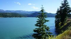 Rimrock Lake.