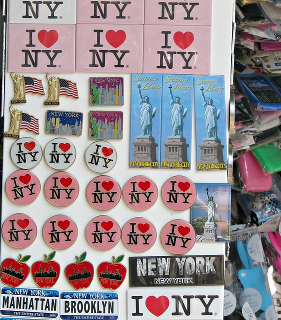 I heart NY