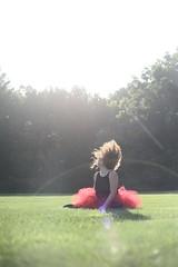 183 (AMae.) Tags: light summer sun hot hair dancer 365 tutu sunflare hairflip sooc