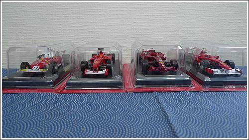 公式フェラーリF1コレクション「F2007」