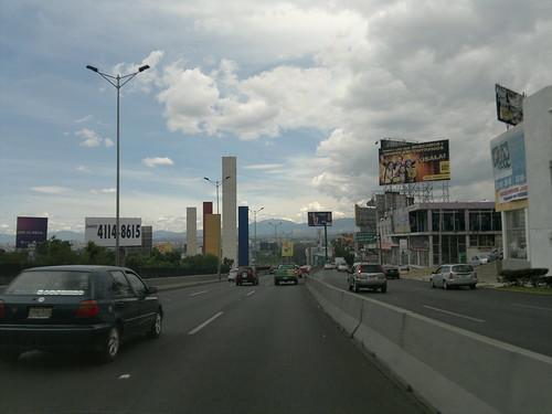 Periférico & Torres de Satélite
