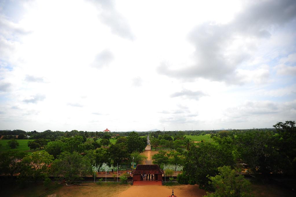 Da-Da-Dagobas: Anuradhapura