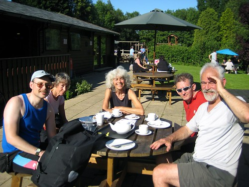 Shenley Orchard Tea Room