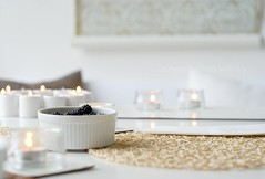~ after the Spa... (Iro {Ivy style33}) Tags: white ikea livingroom athome candlelight blackberries ingermany welivehere whitegolden otherramblings bloggedtoday ~afterthespa ~afterthespahouseholdstories ondomesticstorieswithivy afternoonteaonarainysunday