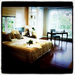 ห้องนอน - บ้านตัวอย่าง