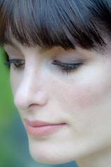 Portrait (Riccardo Scarpa) Tags: portrait donna nikon skin occhi nikkor ritratto viso pelle volto d90 70300vr incarnato