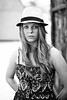 Carley (Grant Daniels) Tags: beauty fashion hipsters grant hipster 85mm lifestyle style indie daniels 5d fedora carley mallett twittering