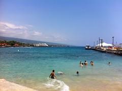 ハワイ島ビーチ