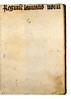 Manuscript title in Magninus Mediolanensis: Regimen sanitatis