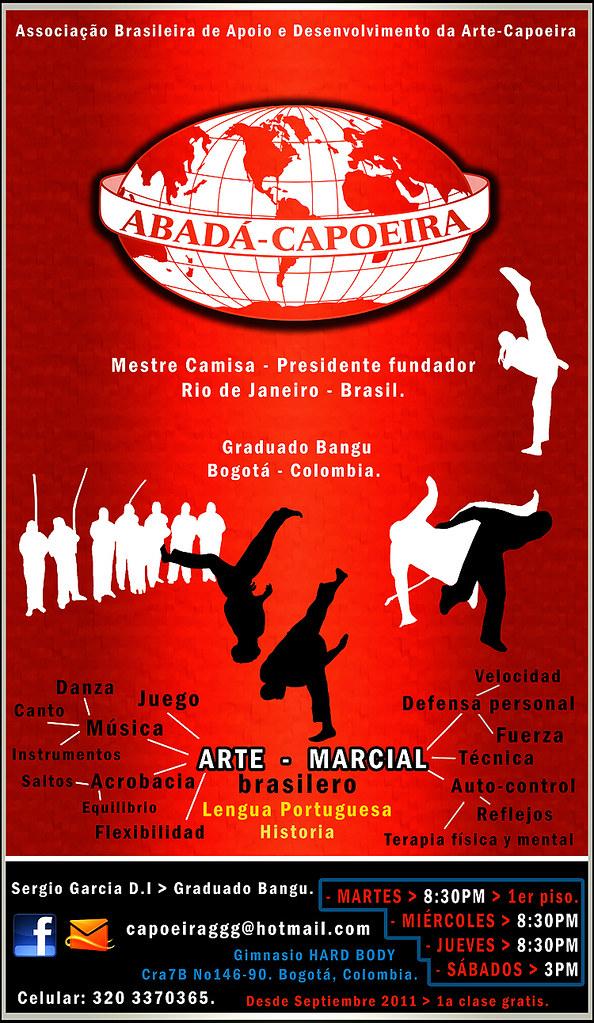 musica abada capoeira