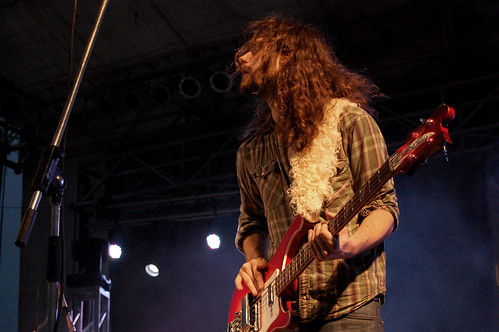 The Sheepdogs - Evolve Festival 2011