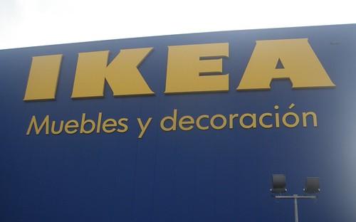 Zaragoza | Ikea | Edificio