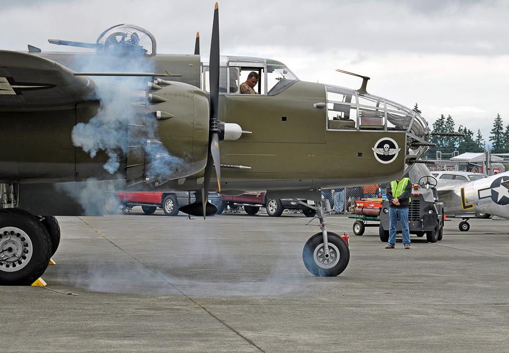 More vintage aircraft..