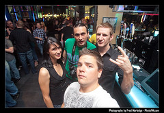 SKRILLEX (Fred Morledge) Tags: party concert lasvegas nevada livemusic lasers electronicmusic techno thestrip hardrockcafe dubstep allages liveshow partypeople stagelights 2011 technomusic sonnymoore youngcrowd skrillex photofm fredmorledge photofmcom electronicmusicscene