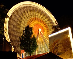 Libori 2011 (sleepyhead's) Tags: wheel roundabout carousel ferriswheel merrygoround bigwheel amusementrides libori observationwheel 2011 libori2011