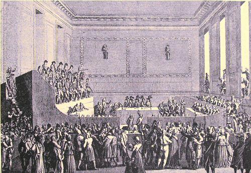 Le Tribunal Révolutionnaire au XVIIIe siècle