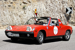 PORSCHE  914/6 (marvin 345) Tags: auto old italy classic cars car vintage automobile italia rally voiture historic porsche oldtimer altoadige vecchio epoca southtirol storico porsche914 vecchia vecchie porsche9146 storiche mendola revivalbolzanomendola2011