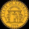 Seal of Georgia by Marcia Todd, on Flickr