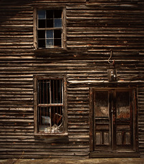 barred and shut (History Rambler) Tags: wood windows abandoned broken glass lamp store rust bars doors south country northcarolina southern vacant stuff weathered inside aged padlock locked decayed ingleside doubledoors franklincounty hwy39 thankstotheonethatletmeusehercamera