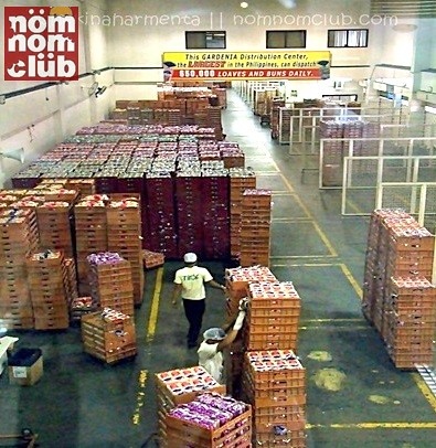 Gardenia Bread Distribution