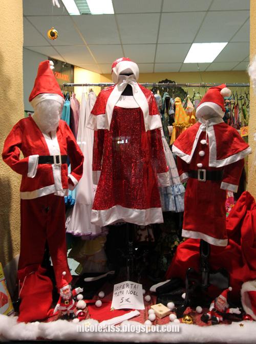 santa clothing line
