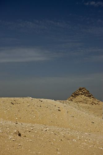 Pyramid, Saqqara