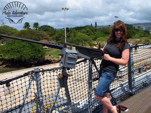 Machine Gun Karen