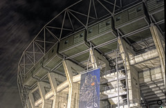 193/365 Twickenham Rugby Stadium by Night