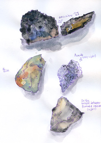July 2011: Rocks by apple-pine
