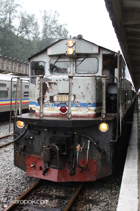 KTM Locomotive