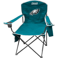 Philadelphia Eagles Tailgate & Camping Cooler Chair