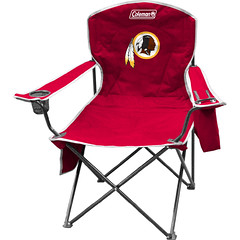 Washington Redskins Tailgate & Camping Cooler Chair