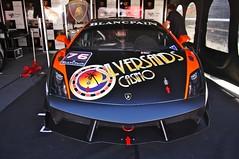Lamborghini Gallardo LP 560-4 (Dave Hamster) Tags: car racing silverstone lp gt lamborghini motorracing fia gallardo motorsport supercars 76 autosport lamborghinigallardo 2011 5604 lp5604 lamborghinigallardolp5604